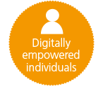 Key theme for 2017 - Digitally empowered individuals